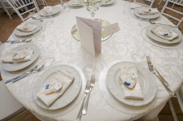 tavoli matrimonio
