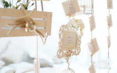 Tableau de mariage. Qual è la storia del cartellone dei nomi?