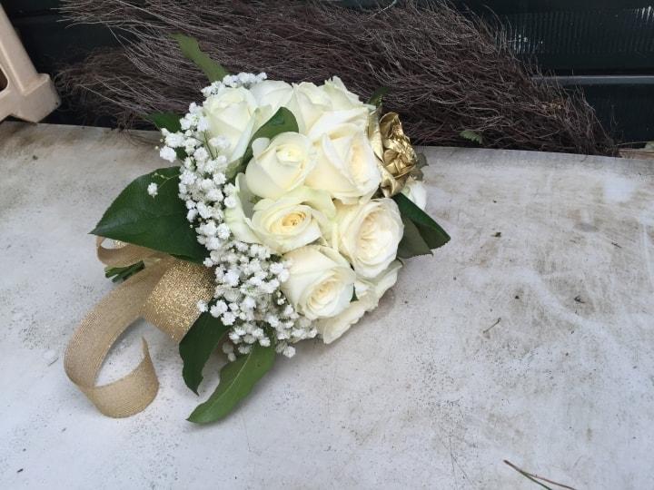 bouquet 50 anni